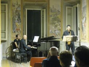 Pier Paolo Iacopini Festival dei Colli 2015